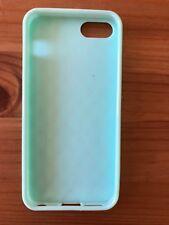 Handyhülle mintgrün strukturiert * für iPhone 5 *