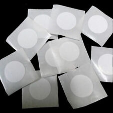 10Pcs NFC TAG Sticker NTAG 213 13.56MHz Universal Stickers Lable Adhesive Tag