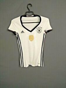 Germany Jersey Women 2016/17 Home Size XXS Shirt Trikot Adidas AA0137 ig93