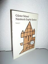 Nämberch English Spoken Volume 4 von Günter Stössel (1993)