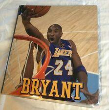 Kobe Bryant Anthology 2012 Panini Set Lot