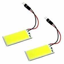 2pcs Xenon 36 SMD COB LED Car Panel light Interior Room Dome Car Light Bulb Lamp