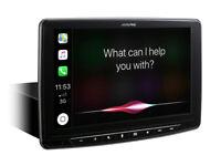 """Alpine iLX-F903D - 9"""" Pollici 1 DIN CarPlay Android Auto - I L X F 903 D"""