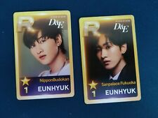 Super Junior Eunhyuk D&E tour smtown photocard