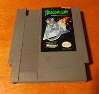 Shadowgate Nintendo Entertainment System NES