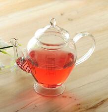 Beautiful 450ml glass teapot,Heat-resistance coffee pot,Good for gifts,B16