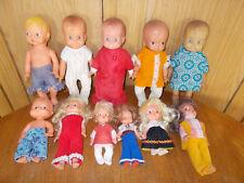 DDR Puppen Sammlung Konvolut