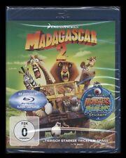 BLU-RAY MADAGASCAR 2 - DREAMWORKS ANIMATIONSFILM für die ganze Familie ** NEU **