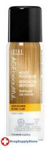 BL Zotos Age Beautiful Root Touch-Up Light Blonde 2 oz - Two PACK
