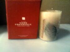 Rhtf 2003 Avon Home Fragrance Apple Cinnamon Spice Pillar Candle-Nib-Free Ship