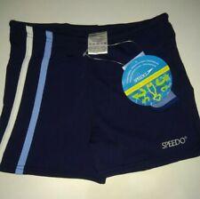 "Boys Speedo Endurance Aqua Shorts Swim Wear 10/11/12 Years 28"" Waist"