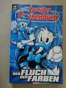 XXXX LTB , Lustiges Taschenbuch , Band 459 , blau , Neuauflage