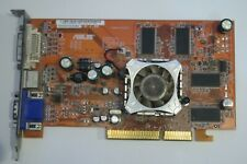 ASUS Ati Radeon 9550 256Mb AGP Video Graphics Card DVI VGA S