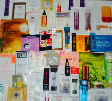 21 Pieces. Mixed Deluxe Sample SiZe: Name Brand Beauty & New Skincare