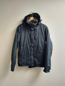 Peter Storm Performance Waterproof Jacket with Removable fleece - XS - Black