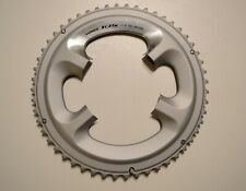 Shimano 105 FC-5800 S Chainring 2x11 Silver 50 52 53 Teeth 110 Mm Bolt Circle