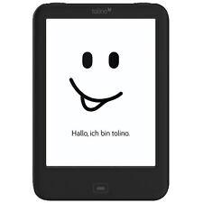 TOLINO shine 2 HD 6 Zoll 4 GB WLAN E-Book Reader Schwarz