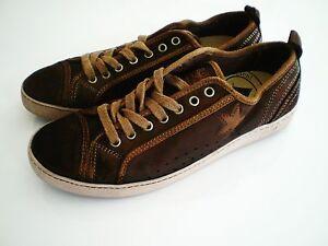 VUDU  JACK 1   Schuhe  Leder  Braun  Grösse : 40