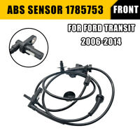 Front Left Right Side ABS Wheel Speed Sensor For Ford Transit Mk7 2006-2014