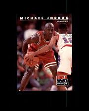 1992 SKYBOX USA BASKETBALL #37 MICHAEL JORDAN (I)