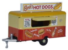 N Scale Food Trailer, vehicle - Bob's Hot Dogs