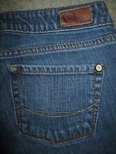 BULLHEAD Venice Skinny Stretch Medium Blue Denim Jeans Womens Size 1 Reg x 30