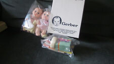 "Vintage Antique 6"" Gerber Birthday Twins Dolls Set 1992"