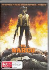EL NARCO  - NEW & SEALED REGION 4 DVD - FREE LOCAL POST