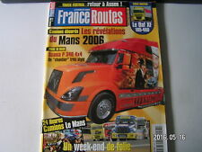 ** France Routes n°297 247 Heures du Mans Camions 2006 / Daf XF105.460 Euro 5