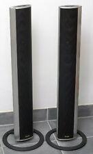 Teufel Concept P Stand Lautsprecher Boxen, 2 Stück ++ 83x12,5x5,5cm ++ gut! ++