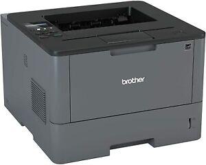 Brother HL-L5100DN A4 monochrom Duplex Laserdrucker 40 Seiten / Min USB LAN 5100