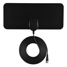 High Gain Freeview HD Digital TV Antenna Indoor Portable DVB-T/T2 HDTV Antenna