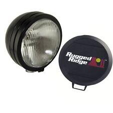 Hid Off Road Fog Light 5-Inch Black Rugged Ridge  X 15205.02