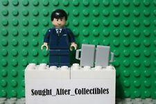 Lego Bruce Wayne Minifigure authentic from Batman Batcave 7783 NEW!