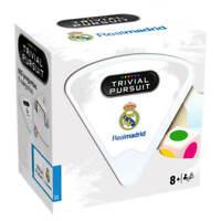 Trivial Pursuit Real Madrid CF (Edición en Español) - Juego de Memoria, Edad: +8