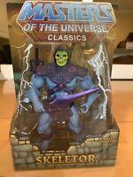 Skeletor MOTUC Masters of the Universe Classics MOTU FIRST RUN Brand New!