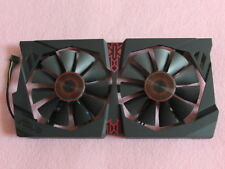 ASUS STRIX GeForce GTX750TI Video Card Fan Replacement with Bracket 4Pin R206