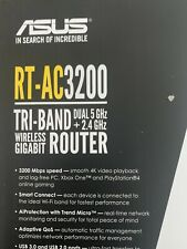 ASUS AC3200 Tri-Band Gigabit WiFi Router