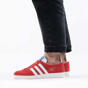 Baskets rouges adidas pour homme | eBay
