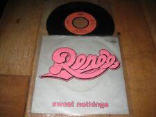 Renee.A.Sweet nothings.B.Alligator boogie.(3389)