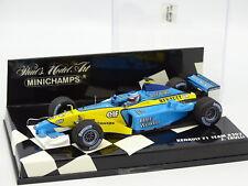 Minichamps 1/43 - F1 Renault F1 Team R202 Trulli