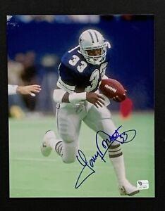 Tony Dorsett Dallas Cowboys Signed 8x10 Photo Autographed COA