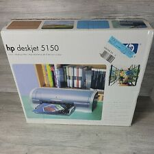 NEW HP DESKJET 5150 COLOR INKJET PRINTER Open Box