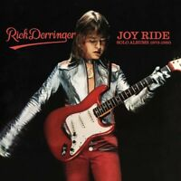 Rick Derringer - Joy Ride: Solo Albums 1973-1980 [New CD] UK - Import