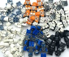 LEGO CLONE TROOPER MINIFIGURES IMPERIAL STORMTROOPER BLASTERS STAR WARS YOU PICK