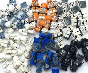 LEGO CLONE TROOPER MINIFIGURES IMPERIAL STORMTROOPER BLASTERS STAR WARS YOU PICK