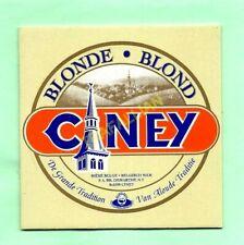 sous-bock  CINEY  bierviltje coaster bierdeckel beermat sb1732