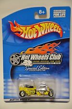 2002 Hot Wheels JAPAN Official FAN Club Exclusive T-Bucket Mooneyes MOMC