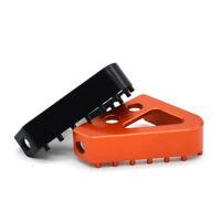 CNC Aluminum MOTO REAR BRAKE PEDAL STEP TIP FOR KTM RC390 200/690 DUKE/390 DUKE