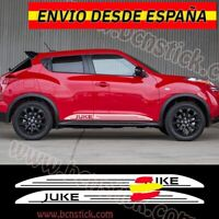 2X Laterales Adhesivas Pegatinas Decal stickers Vinilos Coche Nissan Juke
